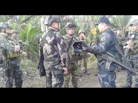 LAW ENFORCEMENT SUPPORT OPERATION 06 MAY 2018