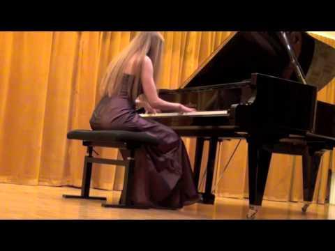 Chopin: Etude Op 10 No 3 (Tristesse) by Urska Babic