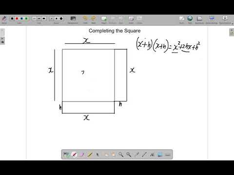 Completing the Square General