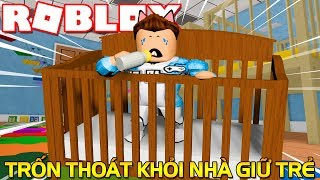 Roblox | The OTHER BABY was DRAGGED AWAY FROM the DAYCARE-Escape the Daycare | Kia Breaking
