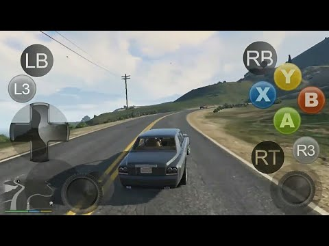 GTA 5 On Android | APK+OBB 1.6Gb | (How To Download GTA 5 On Android 2019) | Game Zone