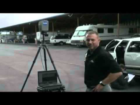 Accident Investigation Using Laser Scanning Technology