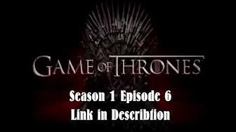 Game Of Thrones Staffel 1 Episode 5 Stream Deutsch