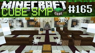Minecraft Cube SMP: Auction Time! - Ep 165