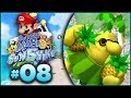 Super Mario Sunshine 100% Walkthrough | ALL Delfino Plaza Shine Sprites! [Episode 8 🔴LIVE]