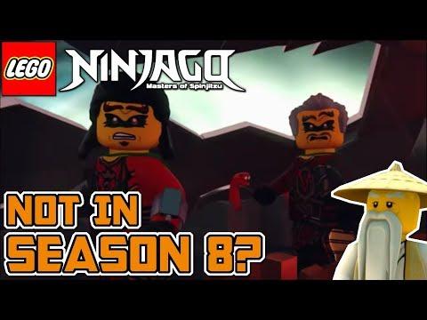 Ninjago: No Time Twins or Sensei Wu in Season 8?
