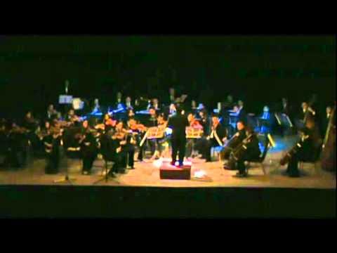 Sinfónica Municipal de Loja con Diego ferré - (2/5)