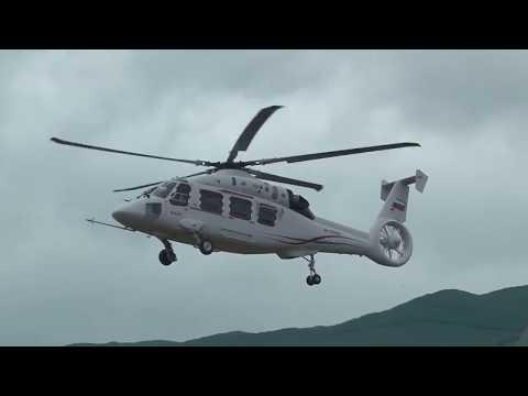Вертолет Ка- 62