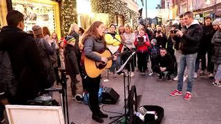 Baixar Allie Sherlock Live on Grafton Street Cover of Little Things
