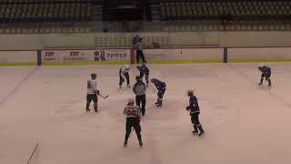 Хоккей ЛНХЛ Айсберг-Бриллиант 23.11.2017 г. 2 пер. Пермь
