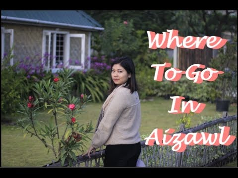 Where to go in Aizawl - Folkland Park