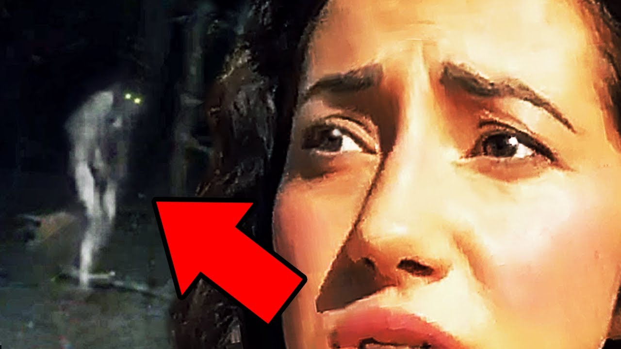 Download Top 5 SCARY Ghost Videos To CAUSE Bug Eyes O_O