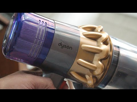 Dyson V11 Absolute Pro Review [Gold]