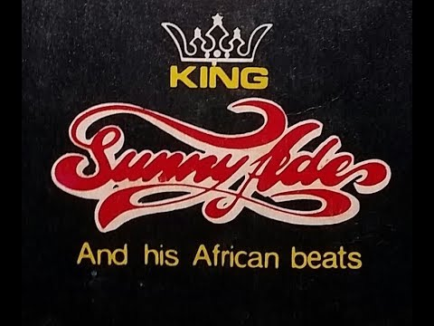 Download King Sunny Ade And His African Beats - Maa Jo - 1982 [FULL ALBUM] LP