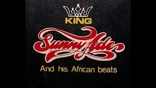 King Sunny Ade And His African Beats - Maa Jo - 1982 [FULL ALBUM] LP