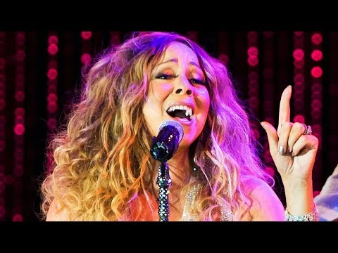 Mariah Carey - Songs She Had To LOWER The Key Of!