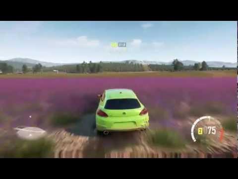 Twitch Live - Forza Horizon 2 - Sunrise im Scirocco