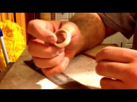 """Handcrafting a Bentwood Ring -A """"How-To"""" from my perspective."""