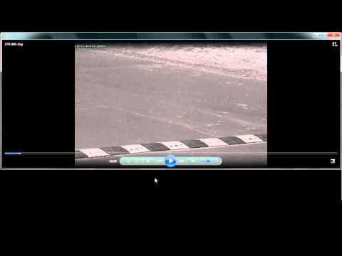 License Plate Recognition Camera Recording System