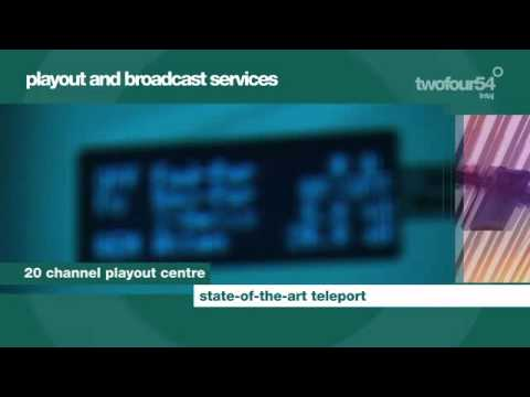 HD satellite TV playout and broadcasting services   twofour54 intaj