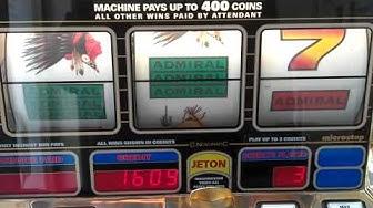 """Einarmiger Bandit Spielbank Heringsdorf """"Demo-Slot Machine"""""""