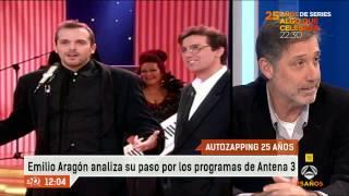 Isabel Gemio y Emilio Aragón, dos de los grandes en la hist...