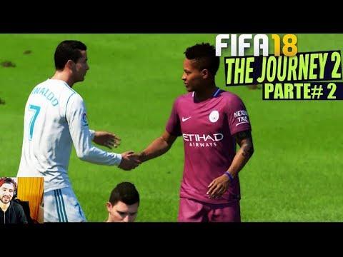 FIFA 18 EL CAMINO - ALEX HUNTER VS EL REAL MADRID Y FINAL DE LA PRETEMPORADA - PARTE 2