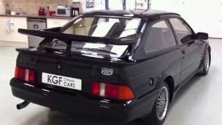 The Definitive Ford Sierra RS500 Cosworth with Just One Owner and 44,190 Miles from New.  SOLD!