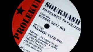sourmash - pilgrimage to paradise (paradise club mix) - prolekult 1993 trance