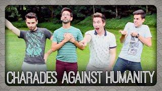 Charades Against Humanity ft. Vinny &amp Luke  Billy &amp Pat