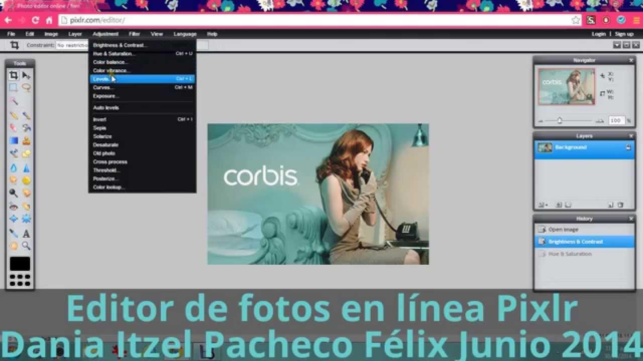 editor de fotos en linea