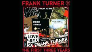 Watch Frank Turner Front Crawl video
