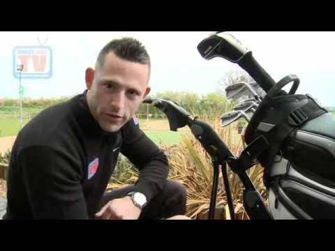 DGTV - Powakaddy Freeway Digital Electric Golf Trolley