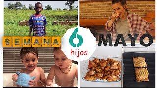VLOG SEMANA / CUMPLEAÑOS de ESTEFI...mi MEJOR REGALO + Pensando en ÁFRICA / MELLIZAS 15 meses