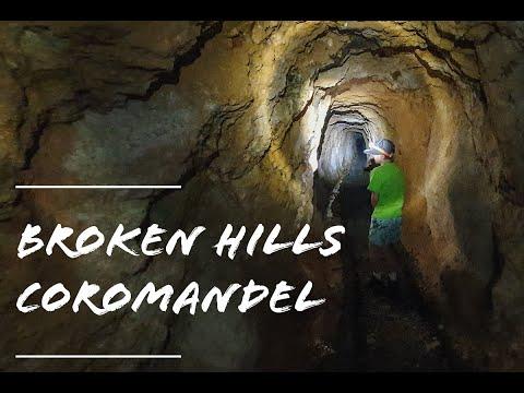 Broken Hills, Coromandel