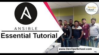 Ansible Essential to Advance  tutorial for beginners with Demo 2020