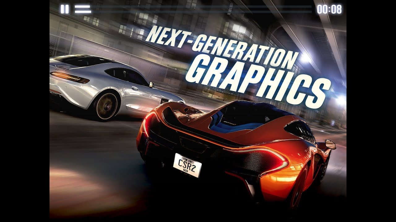 CSR Racing 2 - Car Driving Games For Android - Drag Racing Game ...