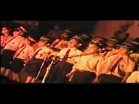 A Band Music in 2001 by the students of 1st BD Govt  Registered SKYLARK INTERNATIONAL SCHOOL
