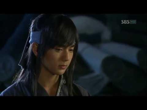 """Kim Tae WooFall in love (OST """"Warrior Baek Dong Soo"""" )"""