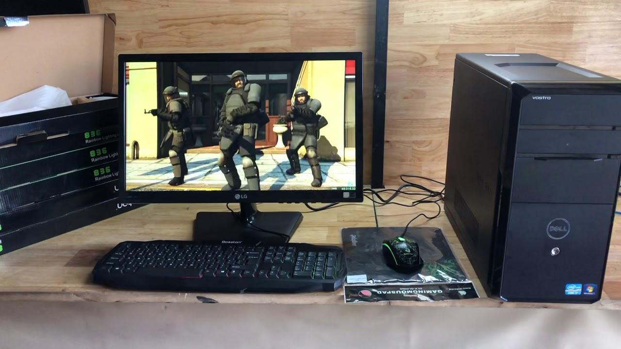Trọn bộ Dell core i7 chơi game giá rẻ TP HCM