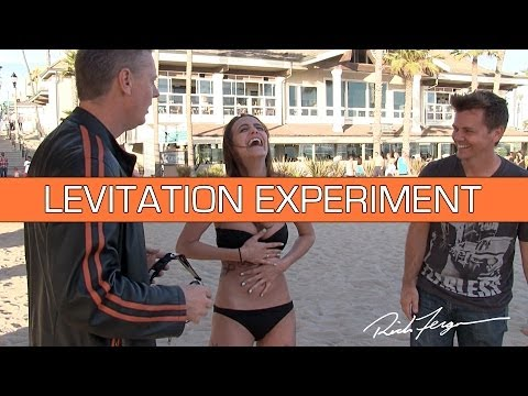 Making People THINK they are LEVITATING!! MENTAL PRANK!!!
