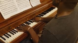 Classic Ghanaian Highlife piano - Nana Ampadu's Obra by Kay Benyarko