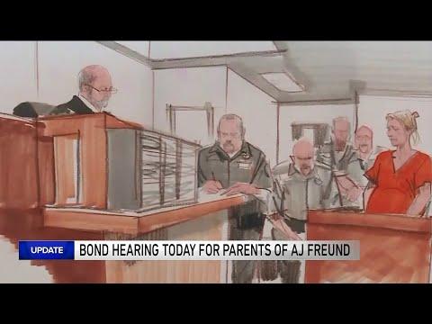 $5 million bond set for each parent in murder of Crystal Lake boy