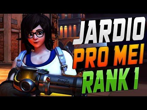 JARDIO PRO MEI! [ OVERWATCH SEASON 9 TOP 500 ]