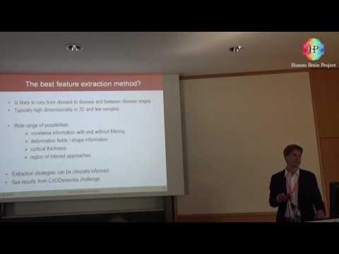 Klöppel Stefan: Using pattern methods to separate neurological diseases
