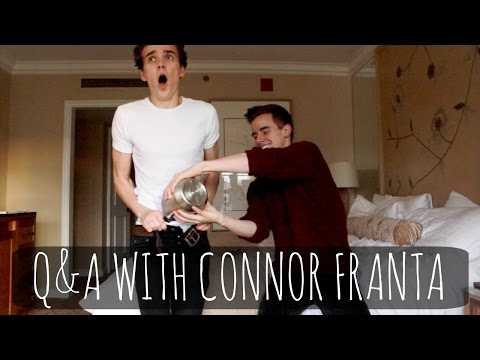 Q&A With Connor Franta! | ThatcherJoe