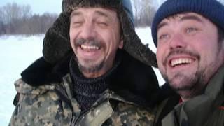 Рыбалка в Зеленогорске зимой.