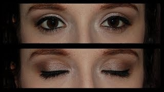 Everyday Eyeshadow Tutorial - Coastal Scents 88 Warm Palette Thumbnail