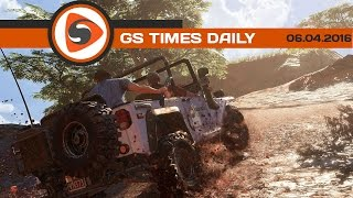 GS Times [DAILY]. Uncharted, Two Worlds 3, «Бегущий по лезвию 2»