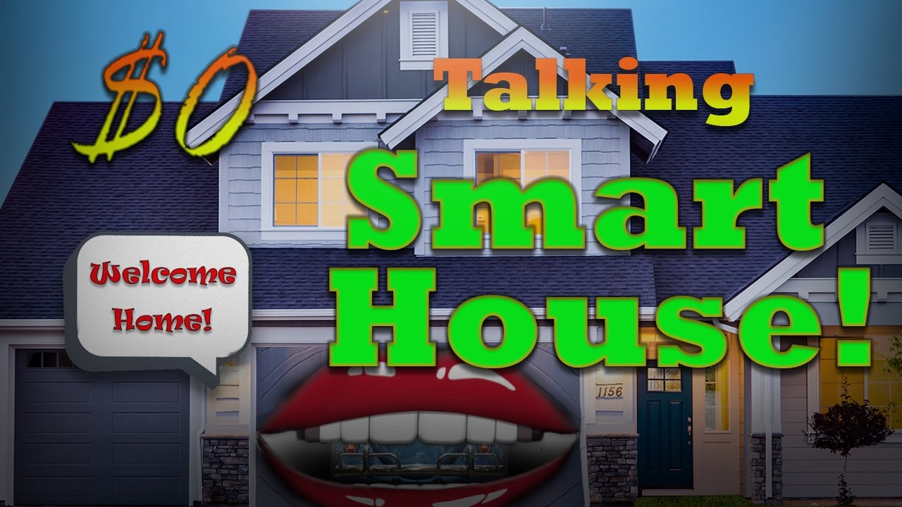 How To Make Your Smart House Talk For Free Sonos Killer